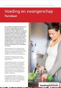 voeding en zwangersch